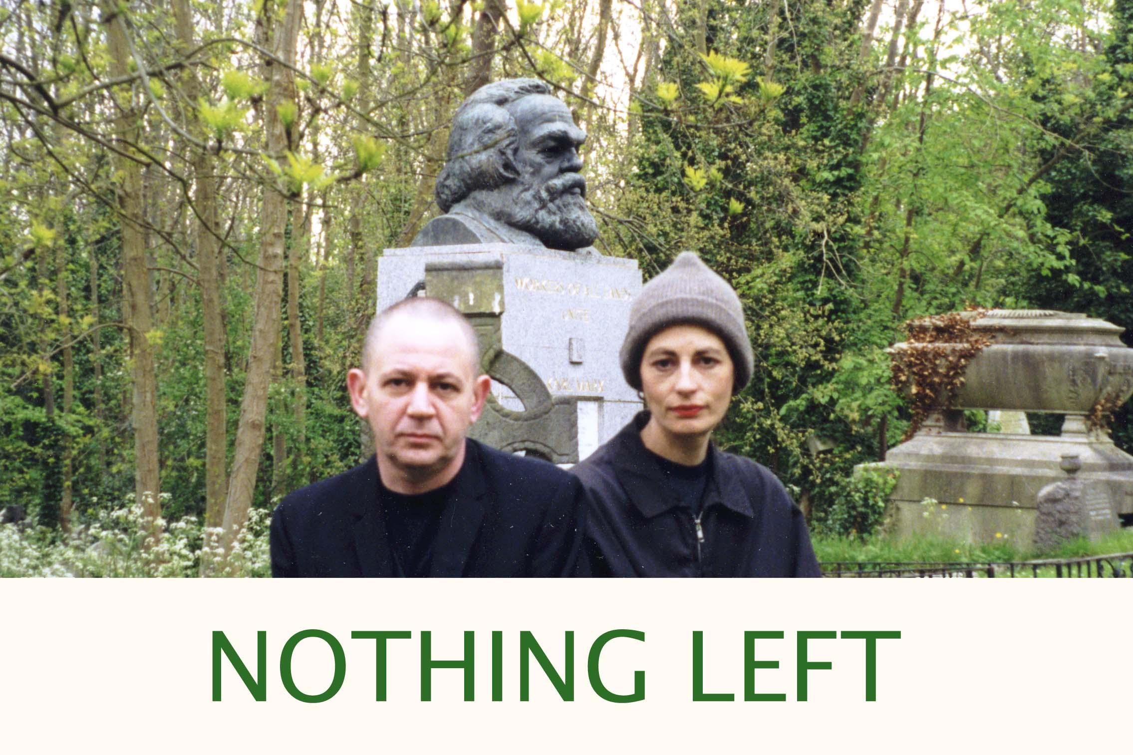 Nothing Works Art in Ruins 2001 Postcard