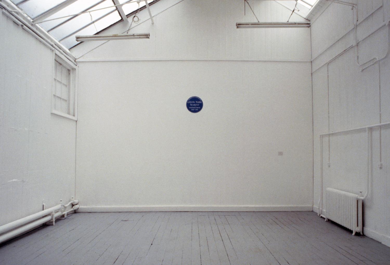 Cave. Gavin Turk 1991