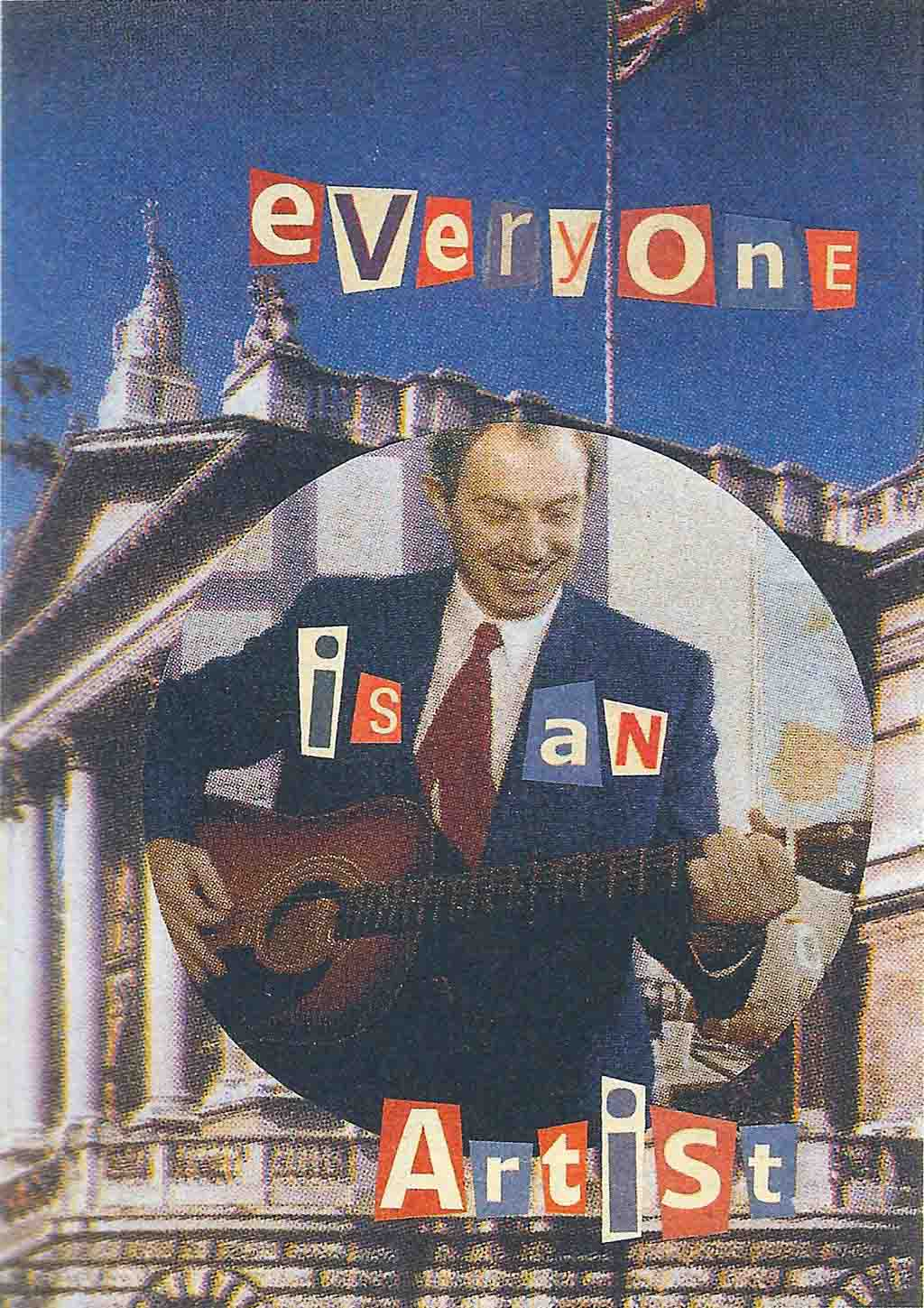Party Time / Everyone is an Artist 1999