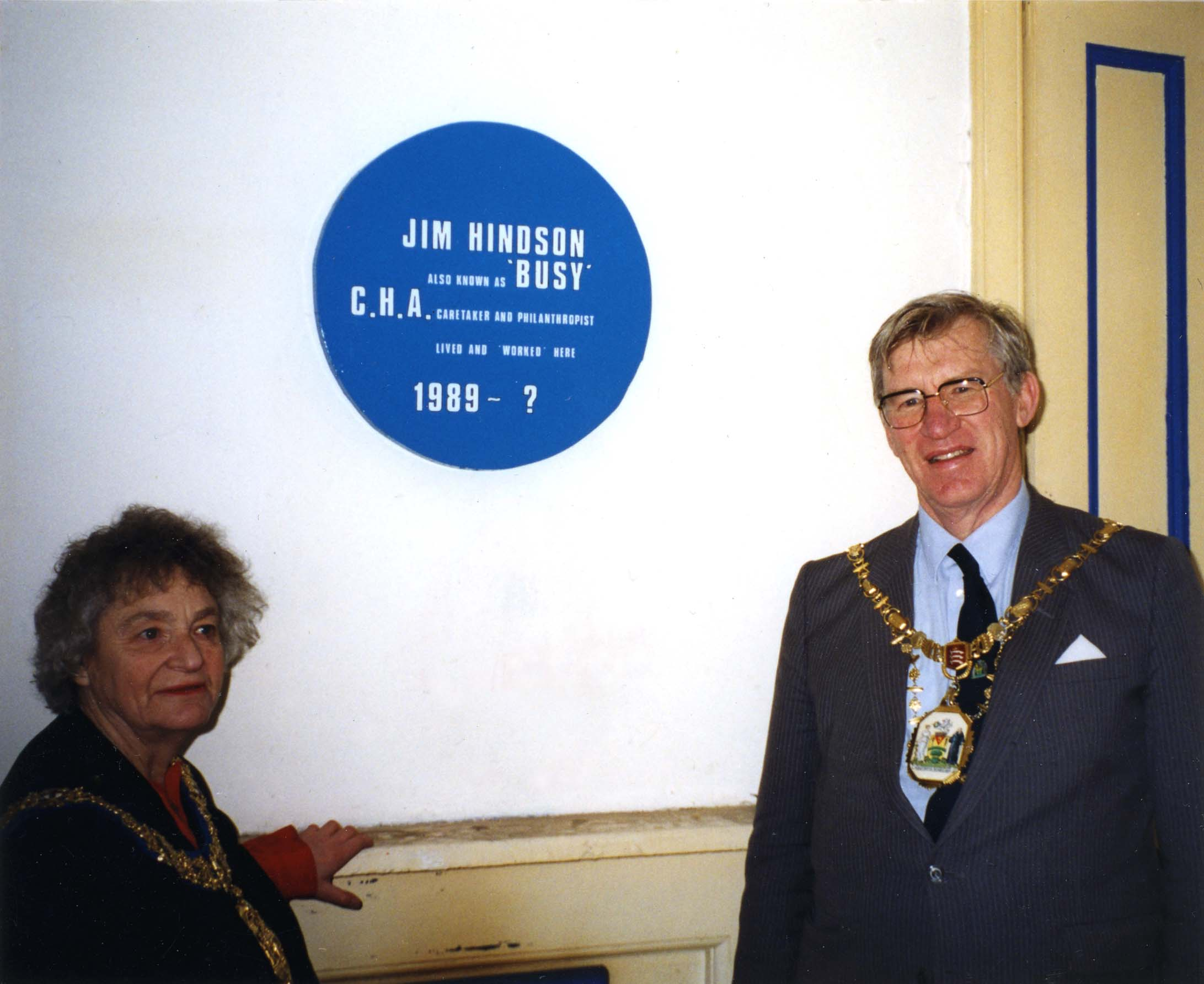 Mayoress of Camden, Gray's Inn Buildings