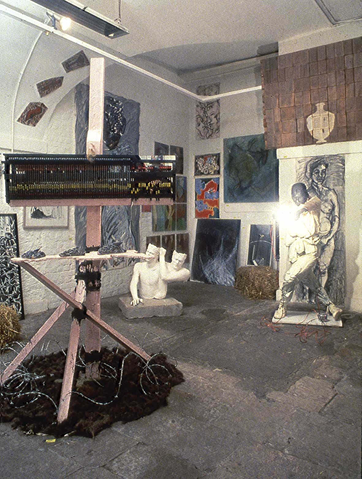 Our Wonderful Culture: Art in Ruins. Installation View #6
