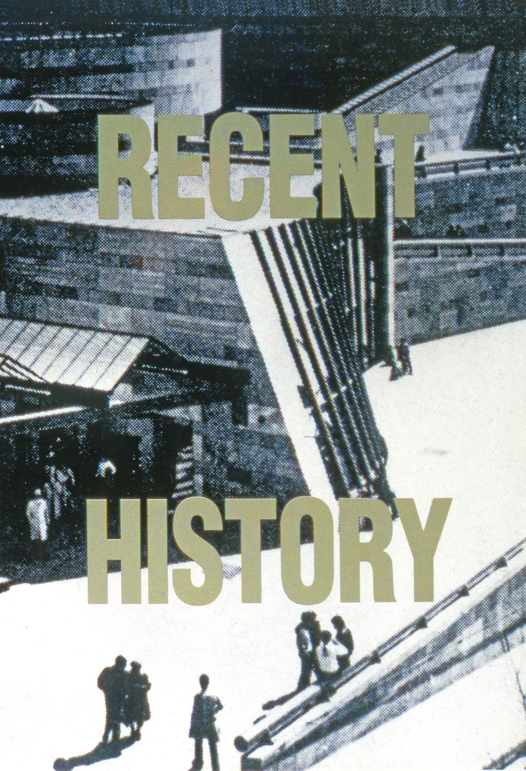Recent History. Curated by Art in Ruins. Herbert Read Gallery, Canterbury, UK 1991. Card