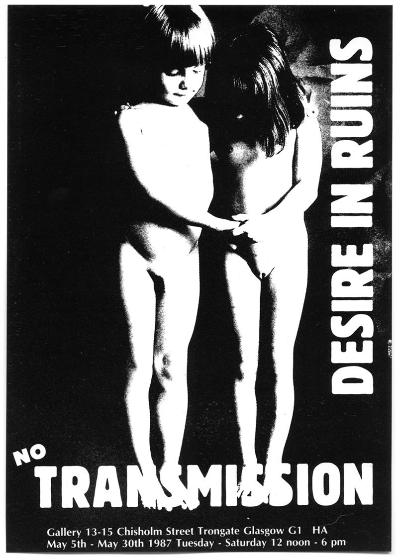 Desire in Ruins Invitation