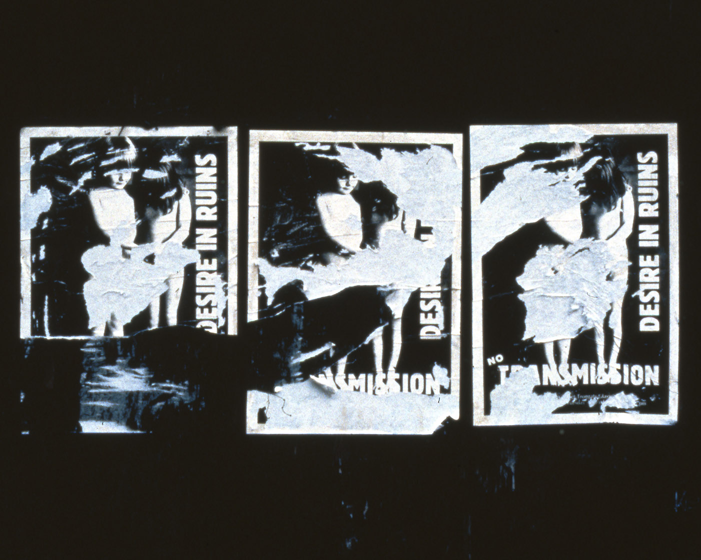 Desire in Ruins Posters