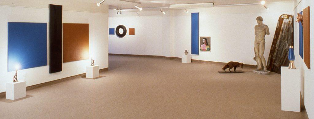 Oversite Talbot Rice Art Centre Edinburgh 1988