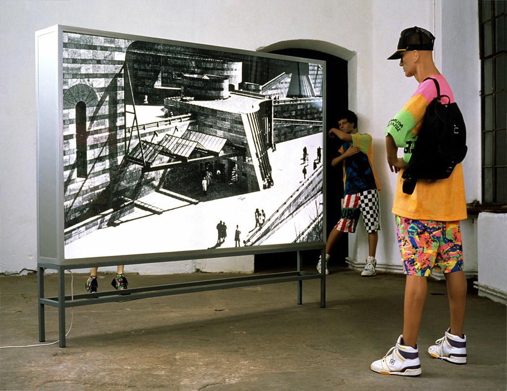 Art in Ruins. 'Equivalent' 1989