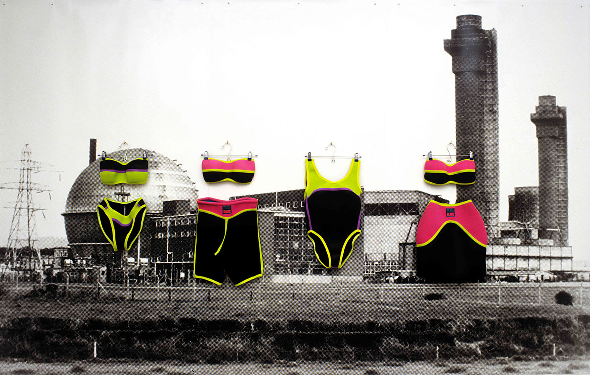 Art in Ruins. Sellafield - Plage Blanc 1989