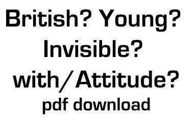 British? Young? Invisible? with/Attitude? Michael Corris Artforum New York.May 1992 pdf download